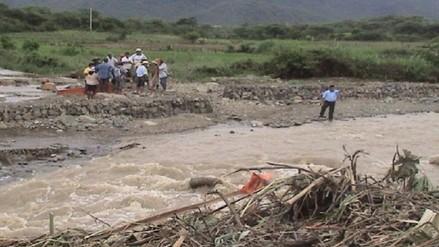 Pobladores de Las Lomas preocupados por minería ilegal