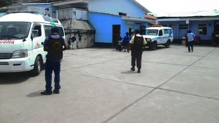 Padre atropella accidentalmente a su hija en Andahuaylas