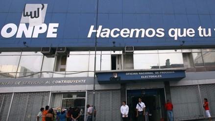 Arequipa: ONPE organiza conferencia sobre finanzas partidarias