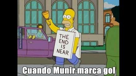 Facebook: Barcelona vs. Espanyol y los mejores memes del doblete de Munir (FOTOS)