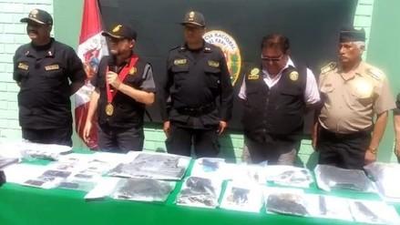 """Capturan a cabecillas de la organización criminal """"Los Patrones de Barranca"""""""