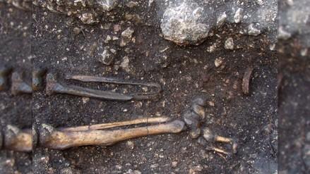 Arqueólogos hallan prótesis de pie del siglo VI en Austria