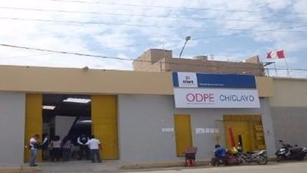 Dos oficinas ODPE funcionarán en Chiclayo para elecciones del abril