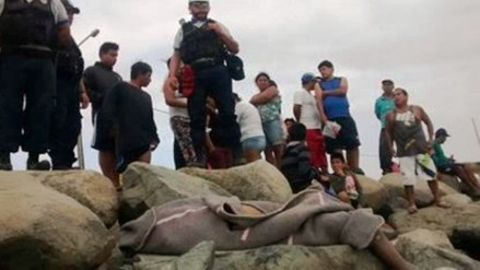 Trujillo: hallan cuerpo de joven mar de Buenos Aires