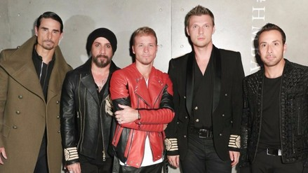 ¡Escándalo! Cantante de Backstreet Boys fue arrestado