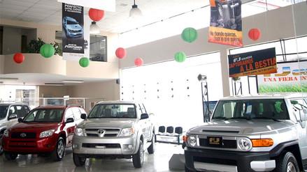 ¿Cuáles fueron las marcas de autos más vendidas en Perú el 2015?