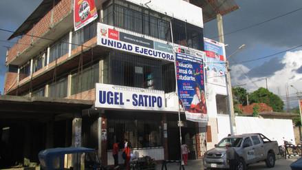 Satipo: Sute se pronuncia,  tras robo a instalaciones de la Ugel