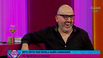 Beto Ortiz pone en duda sexualidad de Renzo Costa