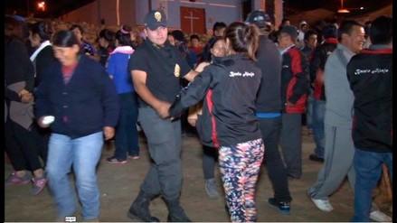 Huarmey: vídeo muestra a tres policías bebiendo y bailando en fiesta