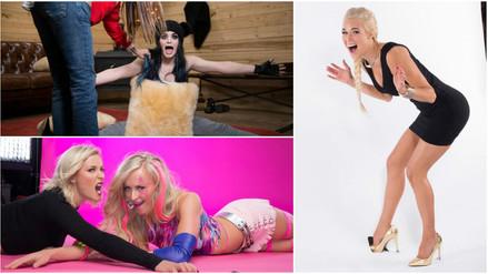 WWE: Paige, Lana, Summer Rae y el detrás de cámaras de sus sesiones de foto
