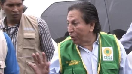 Alejandro Toledo descalificó encuesta de CPI que lo ubica en sexto lugar