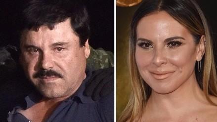 Kate del Castillo y El Chapo: los cariñosos y polémicos mensajes