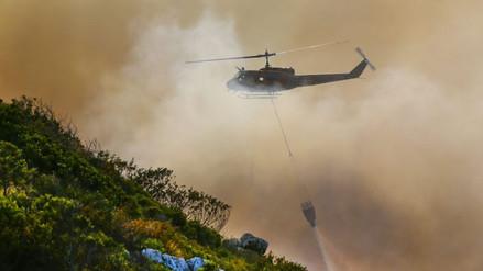Dos helicópteros militares colisionan en pleno vuelo en Hawái