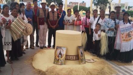 Exhibirán sombrero gigante en la II feria de Cultura Viva en Ciudad Eten