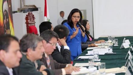 Ministra inaugurará nueva sede del Centro Emergencia Mujer en Bongará