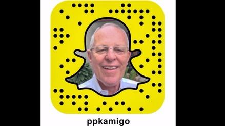 PPK abre una cuenta en Snapchat para ganar simpatizantes jóvenes