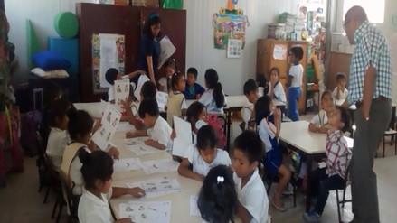 Cinco mil escolares del valle de Tambo culminan el año escolar 2015