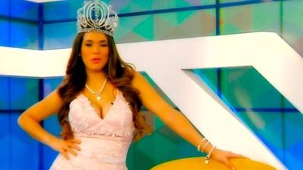 Jazmín Pinedo reemplazará a Karen Schwarz en 'Espectáculos'