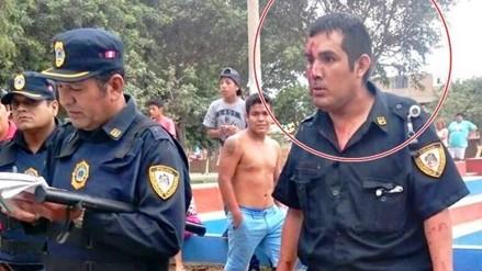 Trujillo: médico agrede a sereno que lo auxilió tras choque