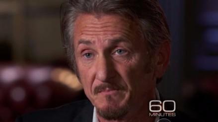 """Sean Penn y sus primeras declaraciones sobre entrevista con """"El chapo"""""""