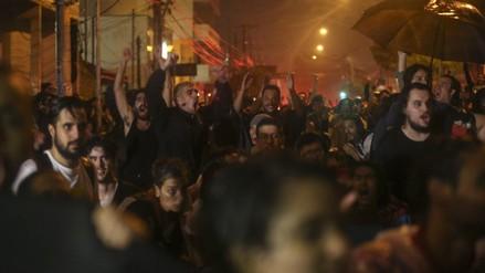 Siguen las protestas en Sao Paulo por el alza del transporte público