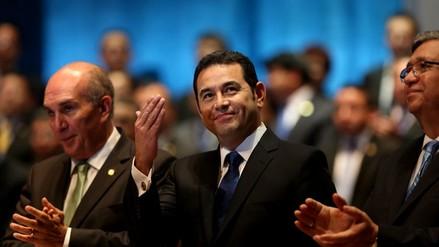 Guatemala: Jimmy Morales juramentó a su Gabinete de Gobierno