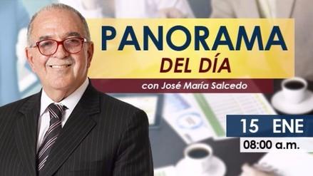 Panorama del día: ¿Cuánto crecerá el fenómeno Julio Guzmán?