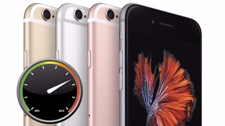 ¿Cuáles son los smartphones más veloces del mercado?