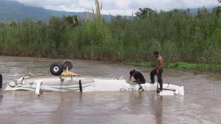 VRAEM: Intervienen avioneta boliviana que trasladaba 90 kilos de droga