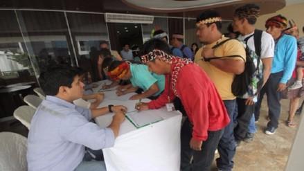 Ministerio de Cultura: Consulta Previa benefició a más de 20 pueblos indígenas