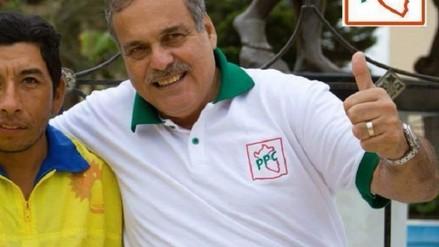 Con medida cautelar busca estar como candidato al Congreso por Lambayeque