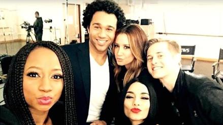 Elenco de High School Musical celebró 10° aniversario de la cinta