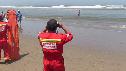 Joven de 20 años desaparece en mar de Puerto Eten