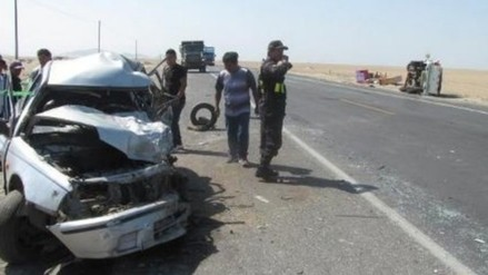 Accidente de tránsito deja 7 heridos en carretera Andahuaylas – Ayacucho