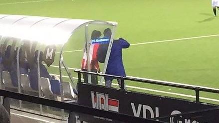 Beto Da Silva debutó en Jong PSV con triunfo sobre el  MVV Maastricht
