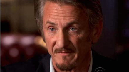 Sean Penn se defendió ante las críticas por su entrevista a El Chapo
