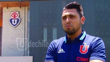 Youtube: Gonzalo Jara dejó Europa para jugar en la Universidad de Chile