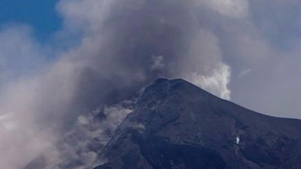 Guatemala: Volcán de Fuego aumenta su energía y genera flujos de lava