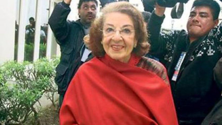 Caso Ecoteva: anulan denuncia fiscal contra suegra de Alejandro Toledo