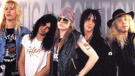 Guns N' Roses actuarán en Las Vegas antes del festival Coachella