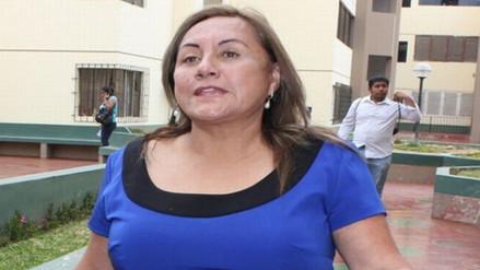 Rosa Núñez de Acuña denuncia intromisión en MP y PJ por parte de César Acuña