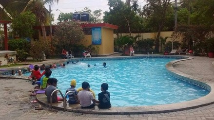 Advierten alto grado de turbidez en piscinas de Colegio de Ingenieros