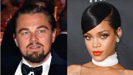 Leonardo DiCaprio y Rihanna revivieron su romance en París