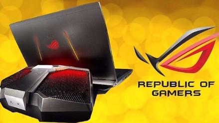 Esta es la nueva laptop gamer de 20 mil soles