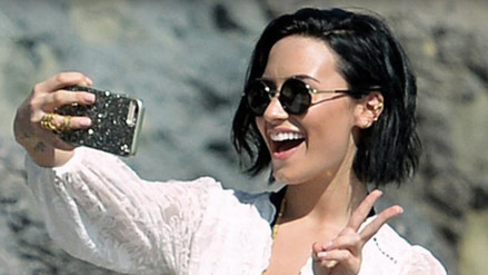 Demi Lovato le dio una verdadera lección de modales a sus fans