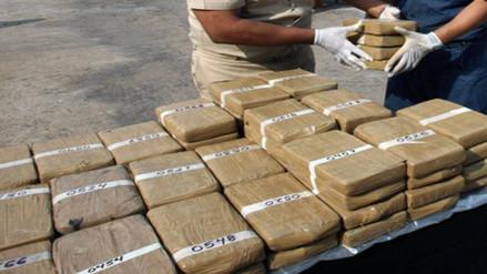 Unos 160 kilos de droga y 23 detenidos dejó megaoperativo en Huanta
