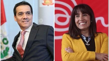 Ministros Alonso Segura y Magali Silva participarán en el Foro de Davos