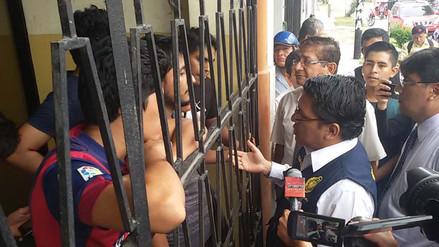 Iquitos: toman local de la UNAP pidiendo adecuación de Ley Universitaria