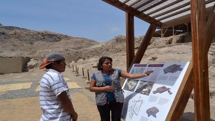 Crece cifra de visitantes en complejo arqueológico Ventarrón