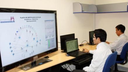 Más de 150 entidades ya pueden usar certificados digitales del Reniec